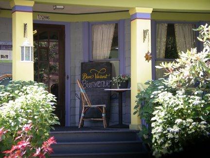Bon Vivant Restaurant in Larchmere